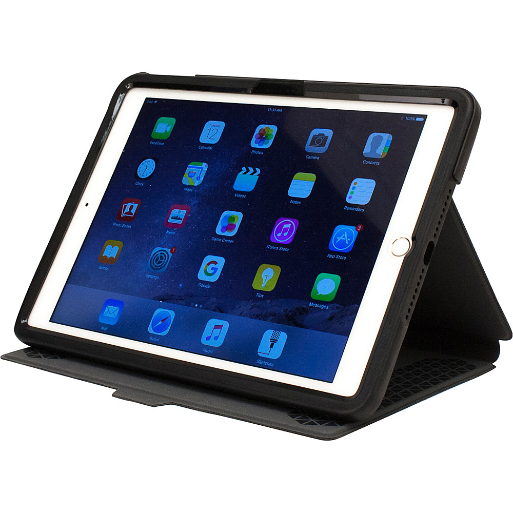 M Edge Flip Folio for iPad Air 2 3 Black M Edge Electronic Cases