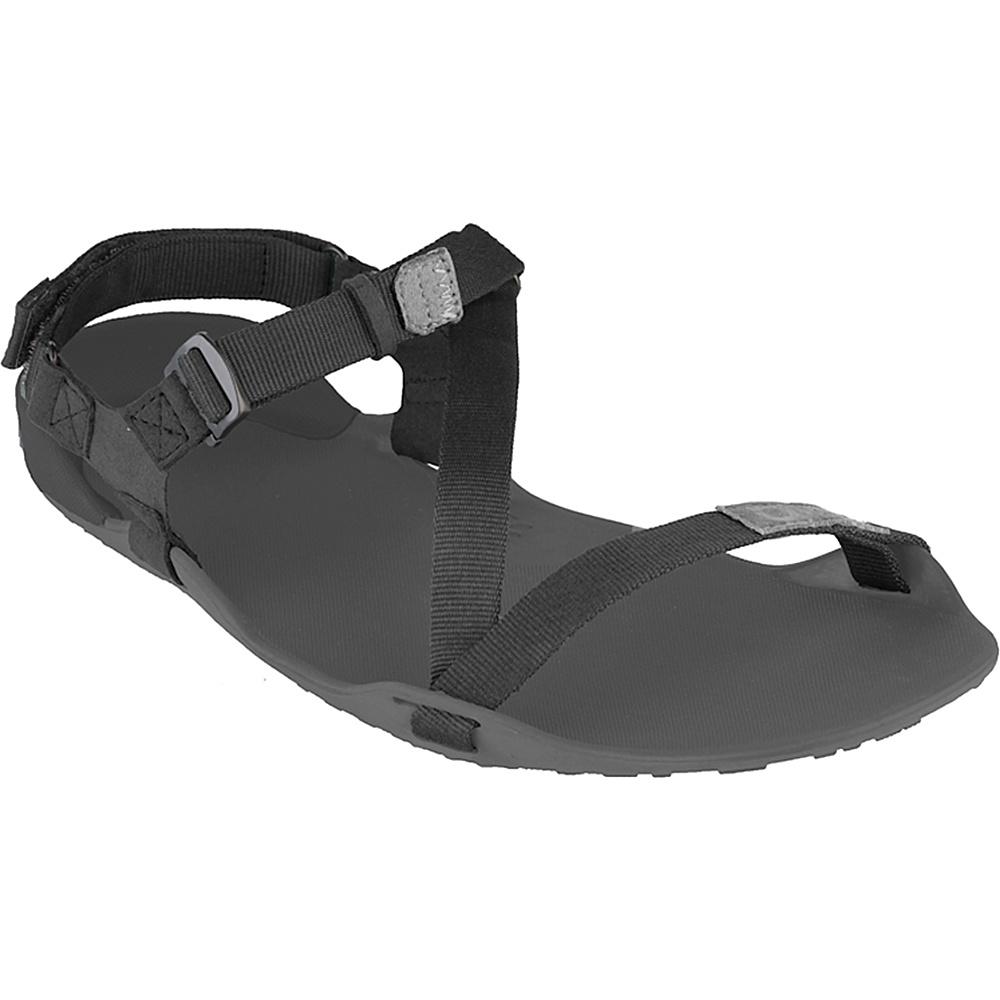 Xero Shoes Amuri Z Trek Womens Lightweight Packable Sport Sandal 5 Coal Black Black Xero Shoes Women s Footwear