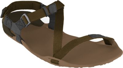 Image of Xero Shoes Amuri Z-Trek Womens Lightweight Packable Sport Sandal 5 - Mocha Earth / Coffee Bean - Xero Shoes Women's Footwear