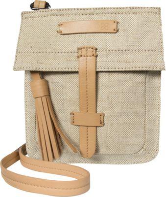 Sherpani Piper Jute Everyday Mini Crossbody Canvas - Sherpani Fabric Handbags