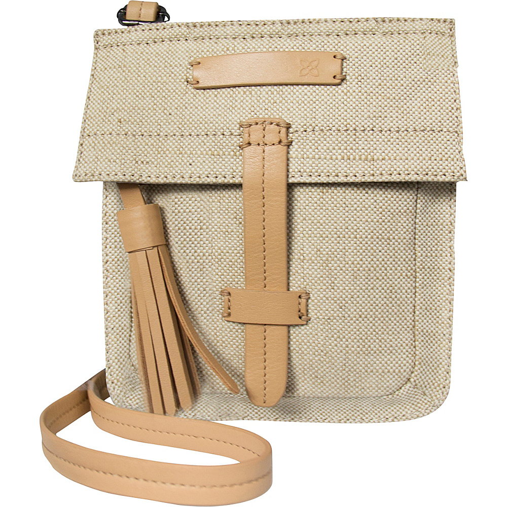 Sherpani Piper Crossbody Jute Canvas Sherpani Fabric Handbags