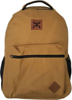 Hooey Original Canvas Laptop Backpack Copper - Hooey Business & Laptop Backpacks
