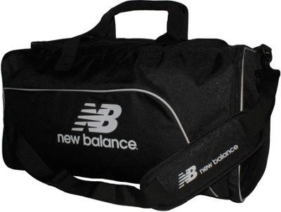 New Balance Training Day Duffel- Medium Black - New Balance Gym Duffels