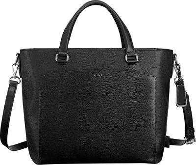 Tumi Sinclair Small Camilla Tote Black - Tumi Designer Handbags