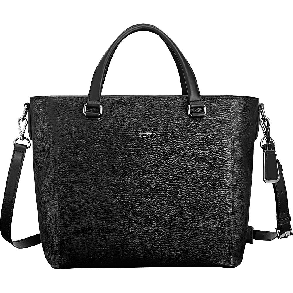 Tumi Sinclair Small Camilla Tote Black - Tumi Designer Handbags - Handbags, Designer Handbags