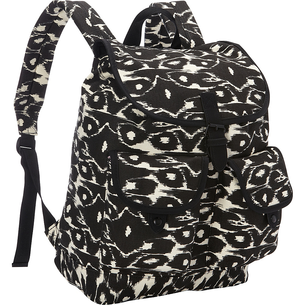 Dickies Gypsy Backpack BLACK MODERN IKAT Dickies Everyday Backpacks