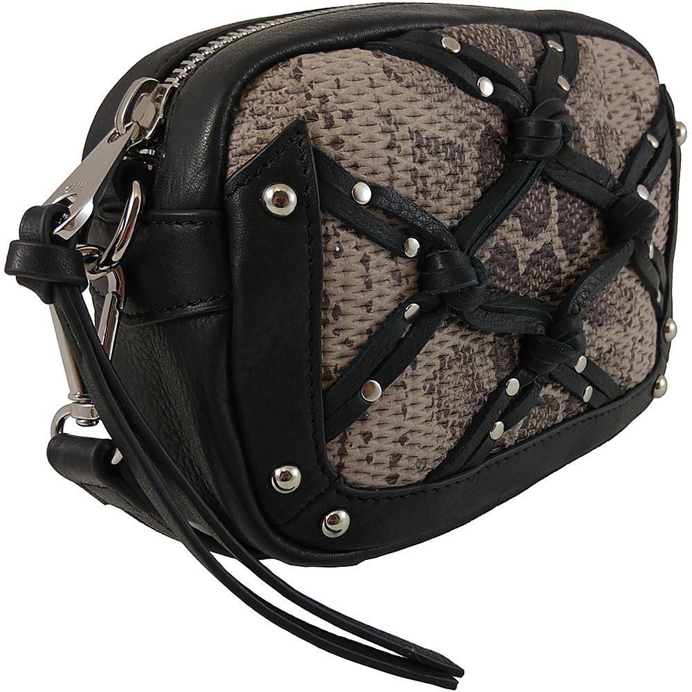 Joelle Hawkens by treesje Mini Brianna with Snake Black Multi Joelle Hawkens by treesje Designer Handbags
