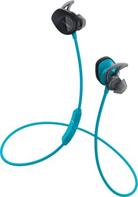 Bose SoundSport Wireless Headphones Aqua - Bose Headphones & Speakers