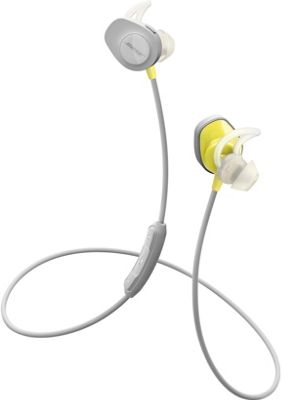 Bose SoundSport Wireless Headphones Citron - Bose Headphones & Speakers