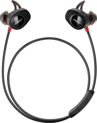 Bose SoundSport Wireless Headphones Power Red - Bose Head...