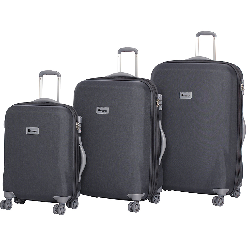 it luggage Ionian Classic 8 Wheel 3 Piece Set Magnet Tritex - it luggage Luggage Sets