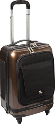 Numinous London Executive SMART Carry-on Gold Brushed - Numinous London Softside Carry-On