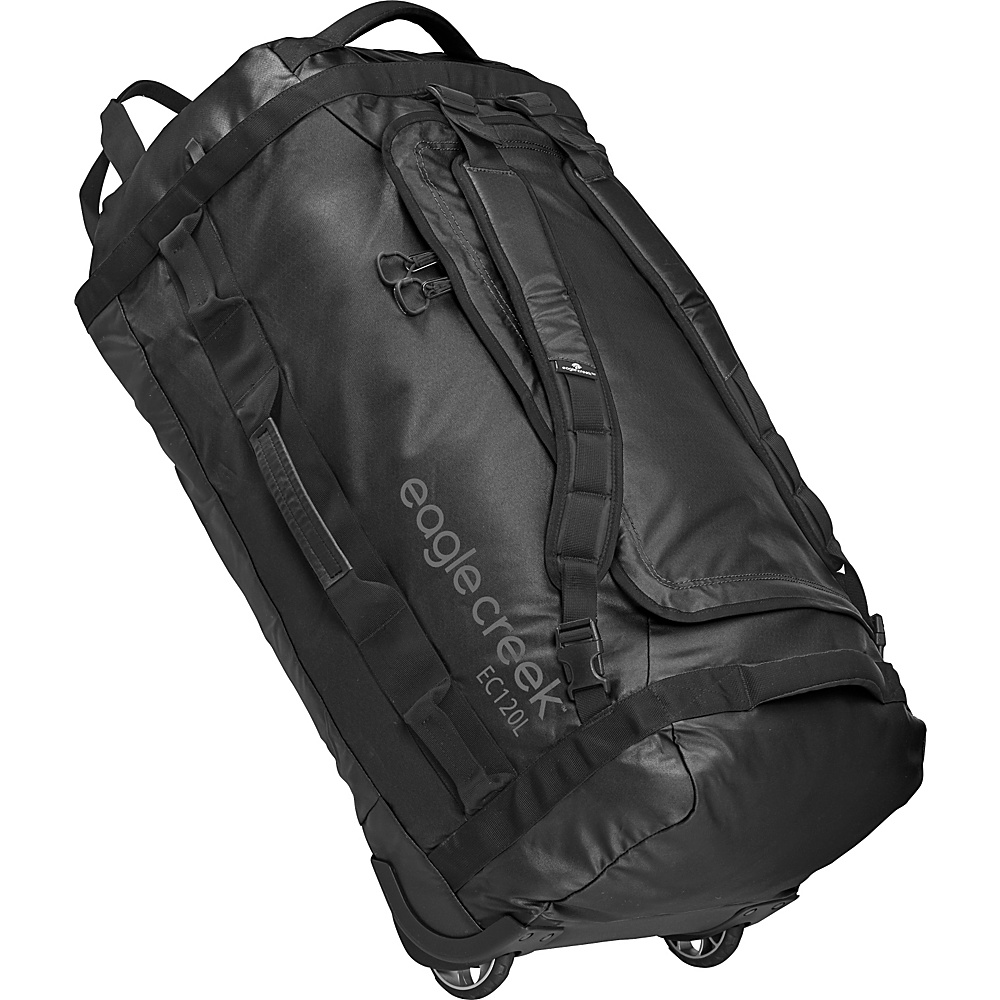 Eagle Creek Cargo Hauler Rolling Duffel 120L Black - Eagle Creek Softside Checked - Luggage, Softside Checked