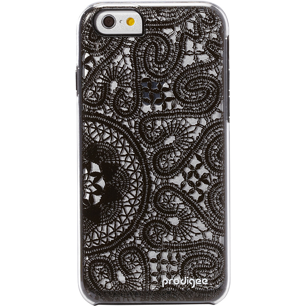 Prodigee Show Lace Case for iPhone 6 6s Lace Black Prodigee Electronic Cases