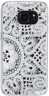Prodigee Scene Case for Samsung S7 Lace White - Prodigee Electronic Cases