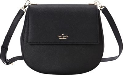 kate spade new york Cameron Street Byrdie Black - kate spade new york Designer Handbags