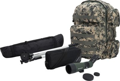 Celestron LandScout 12-36x60 Backpack/Tripod Kit Green - Celestron Binoculars, Telescopes & Optics