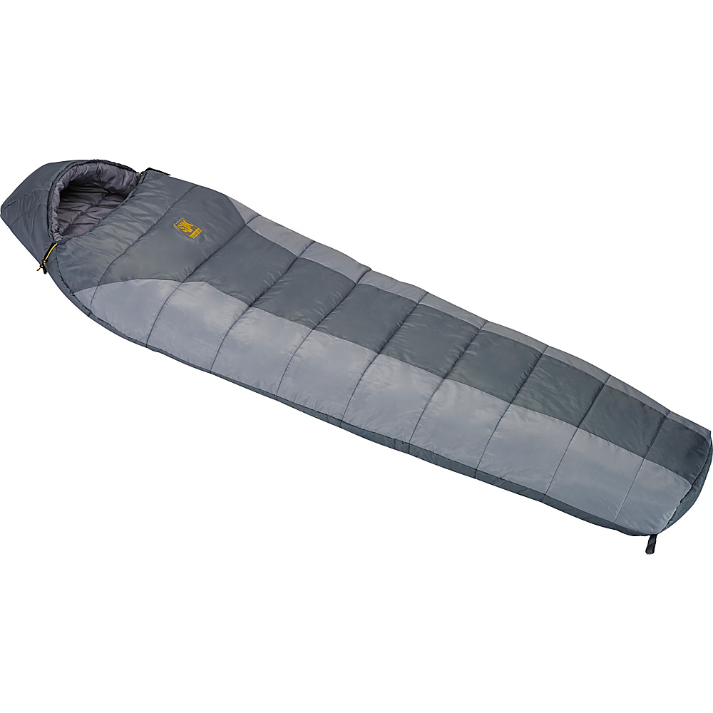 Slumberjack Boundary 20 Degree Long Lh Two Tone Gray Slumberjack Outdoor Accessories