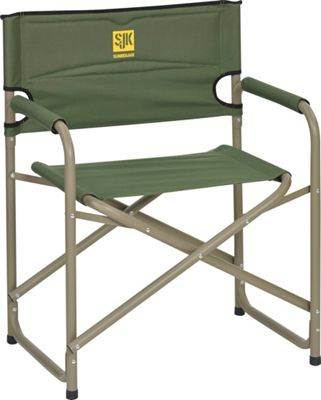 Slumberjack Big Steel Chair Green - Slumberjack Outdoor Accessories