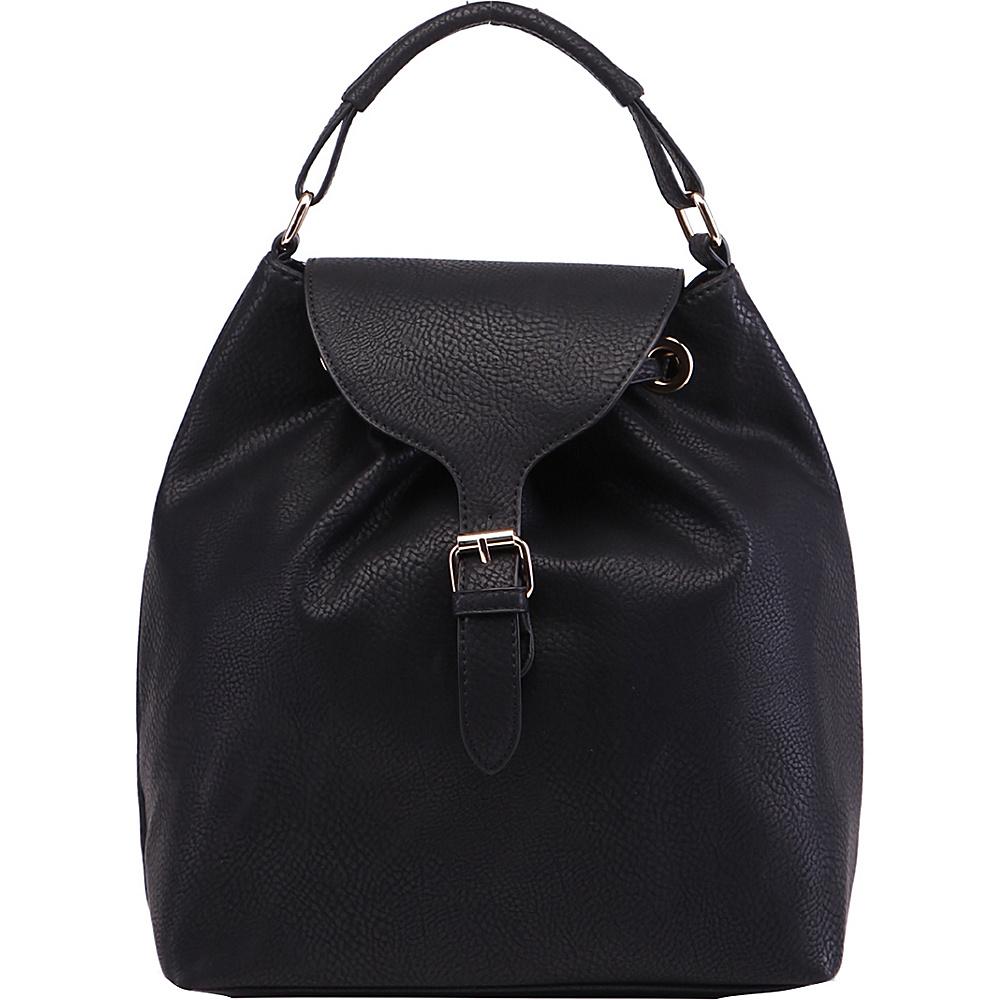 MKF Collection Romey Back to School Backpack Black - MKF Collection Manmade Handbags - Handbags, Manmade Handbags