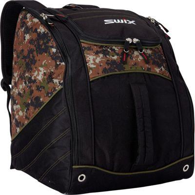 Swix Camo Low Pro Tripack Ski Boot Bag Camo - Swix Ski and Snowboard Bags