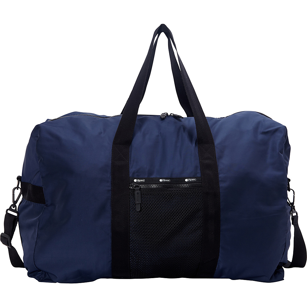 LeSportsac Travel Large Global Weekender Classic Navy T LeSportsac Travel Duffels