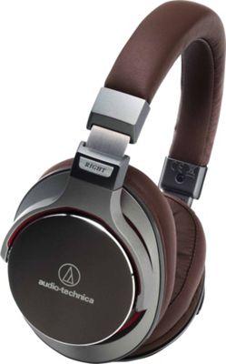 Audio Technica ATH-MSR7GM SonicPro Over-Ear High-Resolution Audio Headphones Gun Metal - Audio Technica Headphones & Speakers