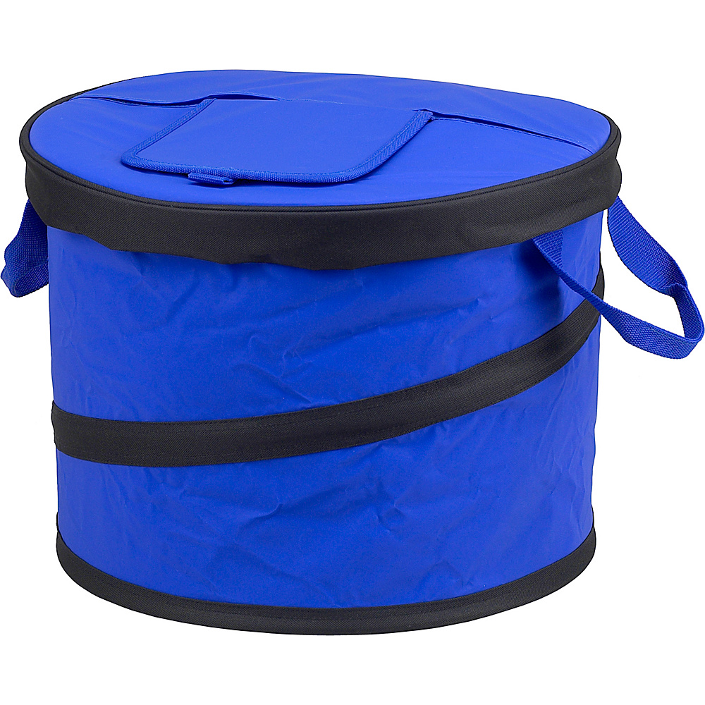 Picnic at Ascot 48 Can Collapsible Insulated Cooler Royal Blue - Picnic at Ascot Outdoor Coolers - Outdoor, Outdoor Coolers