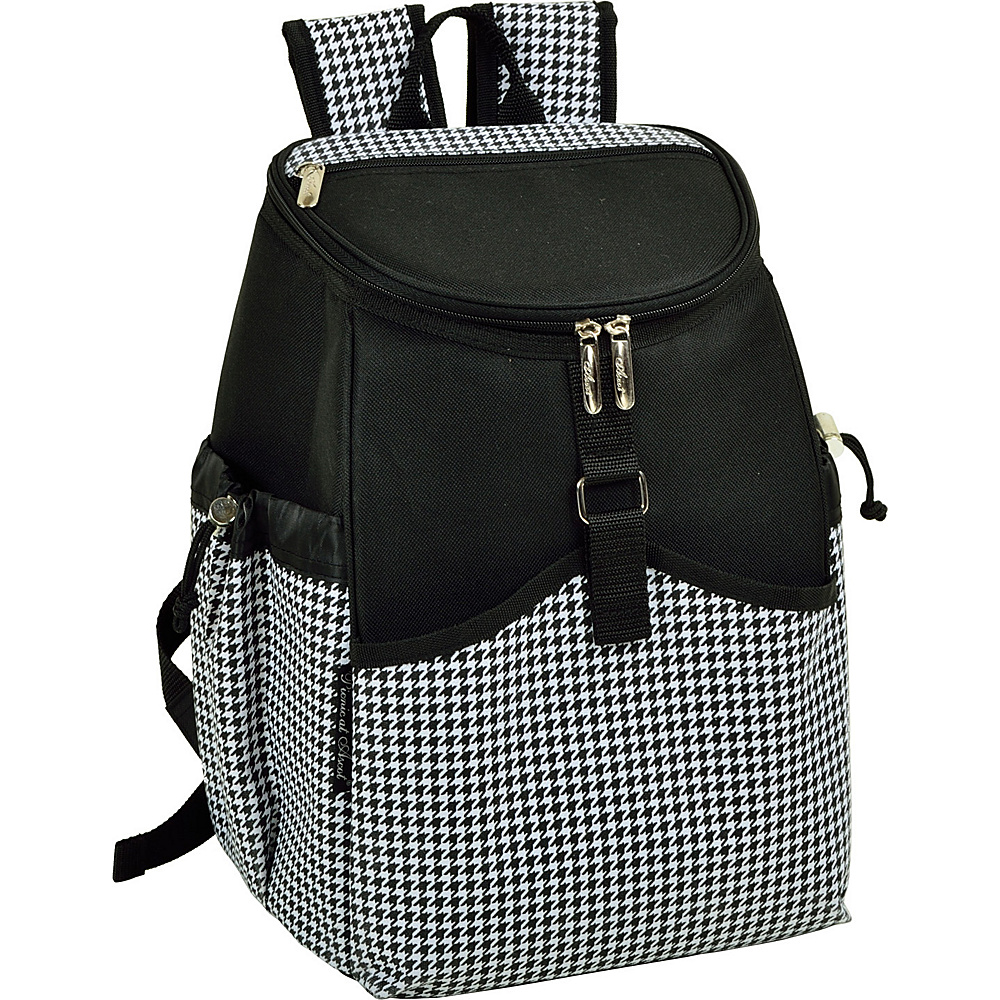Picnic at Ascot Insulated Backpack Cooler Houndstooth - Picnic at Ascot Outdoor Coolers - Outdoor, Outdoor Coolers