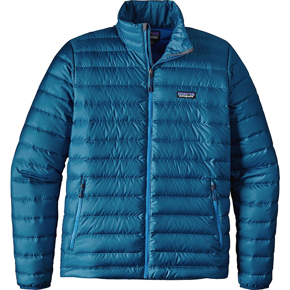 Patagonia Mens Down Jacket XS - Big Sur Blue - Patagonia Mens Apparel - Apparel & Footwear, Men's Apparel