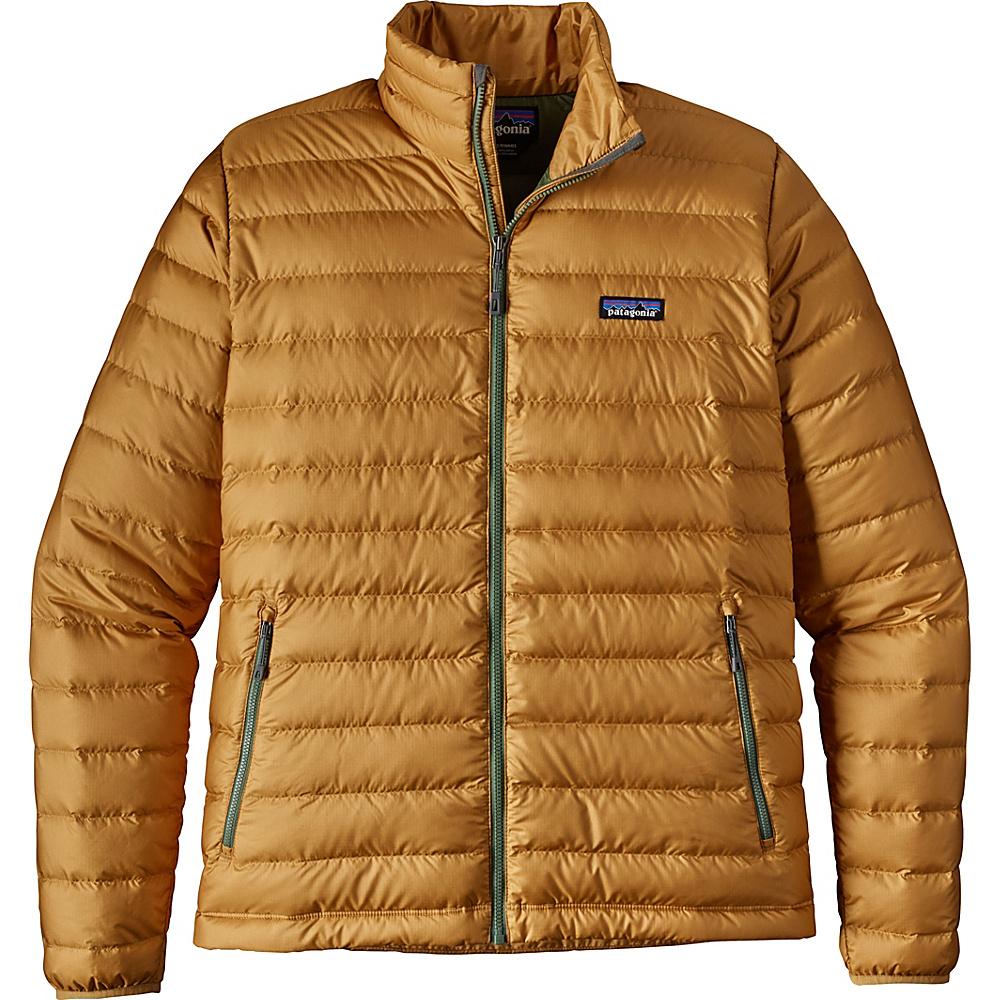 Patagonia Mens Down Jacket XS - Oaks Brown - Patagonia Mens Apparel - Apparel & Footwear, Men's Apparel