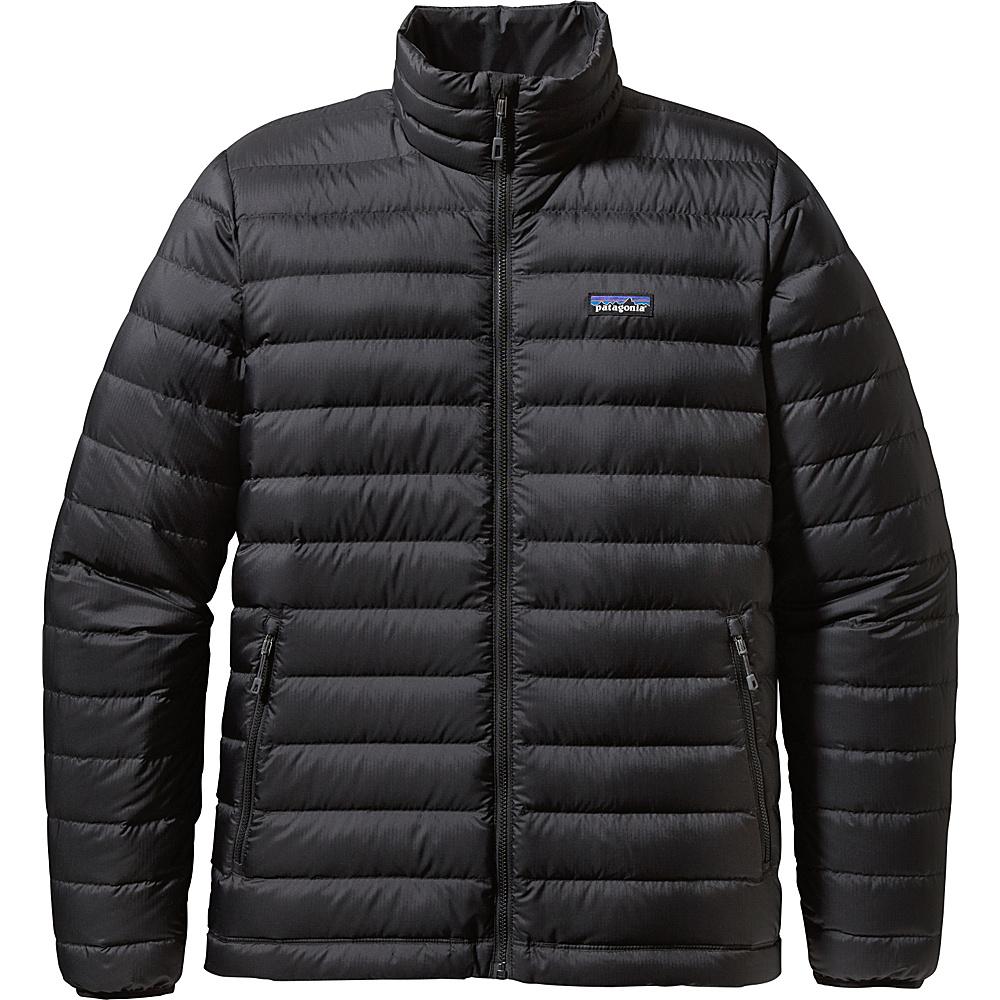 Patagonia Mens Down Jacket S - Black - Patagonia Mens Apparel - Apparel & Footwear, Men's Apparel