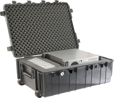 Pelican 1730-000-110 1730 Transport Case with 5-Piece Foam Set Black - Pelican Camera Accessories