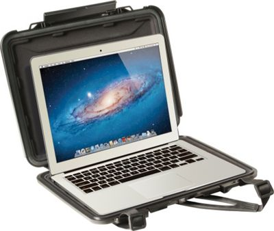 Pelican 1070-023-110 Slim Line Tablet Case for the MacBook Air and UltraBook Black - Pelican Electronic Cases