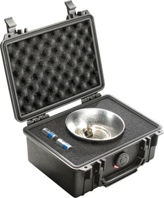 Pelican 1150-000-110 1150 Small Hard Case with Foam Black - Pelican Camera Accessories