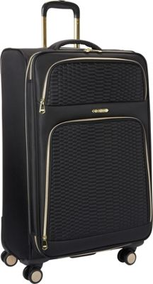 Aimee Kestenberg Florence Collection 28 inch Upright Black - Aimee Kestenberg Softside Checked