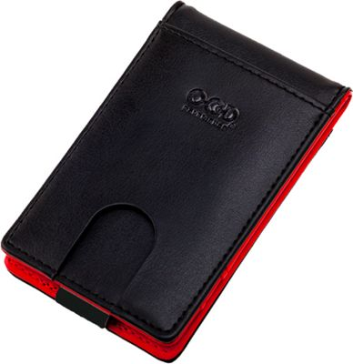 OCD Wallets OCD RFID Wallet Red - OCD Wallets Men's Wallets