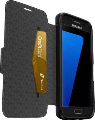 Otterbox Ingram Strada Series Case for Samsung Galaxy S7 Onyx Black - Otterbox Ingram Electronic Cases