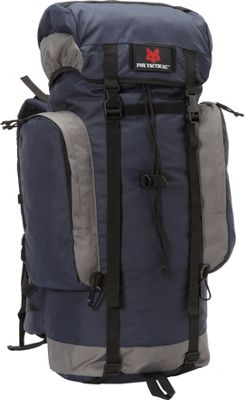 Fox Outdoor Rio Grande 75L Backpack Navy - Fox Outdoor Day Hiking Backpacks