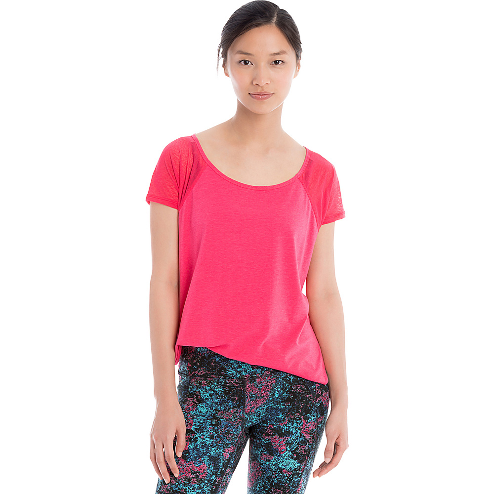 Lole Mukhala Top XS - Azalea - Lole Womens Apparel - Apparel & Footwear, Women's Apparel