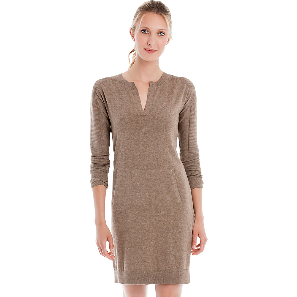 Lole Mara Dress XS - Cinder Heather - Lole Womens Apparel - Apparel & Footwear, Women's Apparel