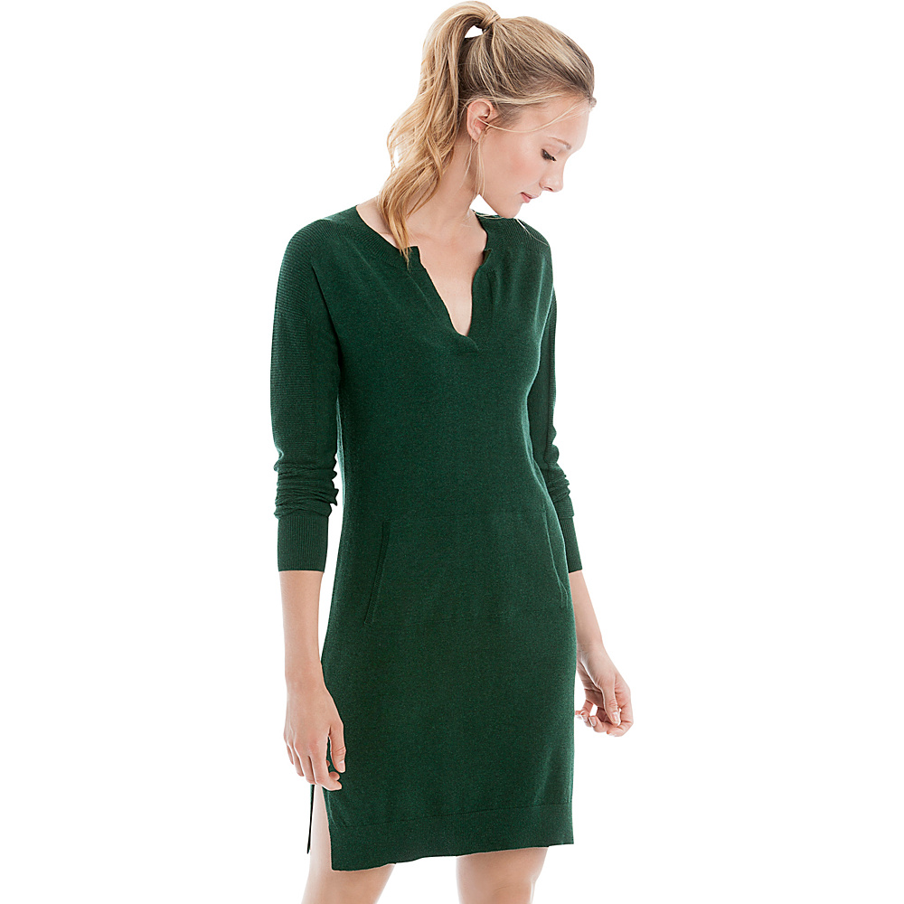 Lole Mara Dress XS - Green Heather - Lole Womens Apparel - Apparel & Footwear, Women's Apparel