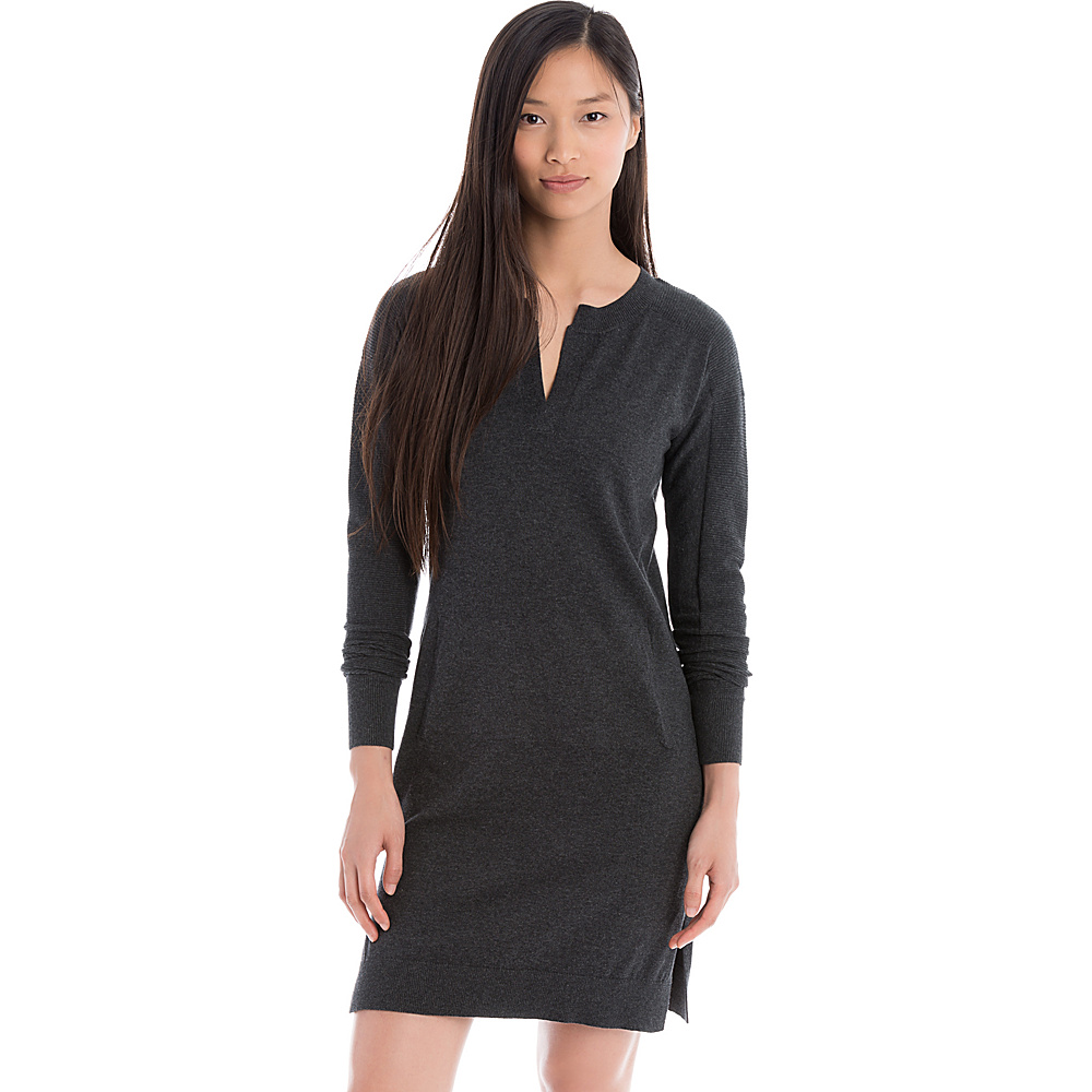 Lole Mara Dress S - Black Heather - Lole Womens Apparel - Apparel & Footwear, Women's Apparel