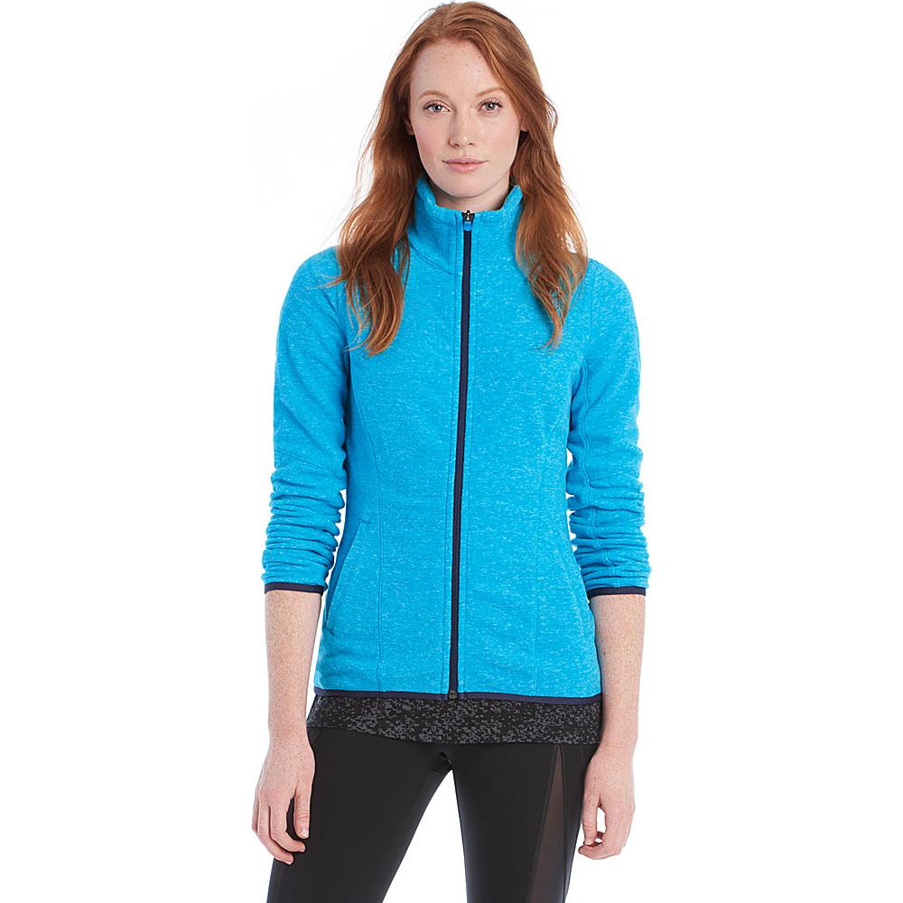 Lole Interest Cardigan XS - Atomic Blue - Lole Womens Apparel - Apparel & Footwear, Women's Apparel