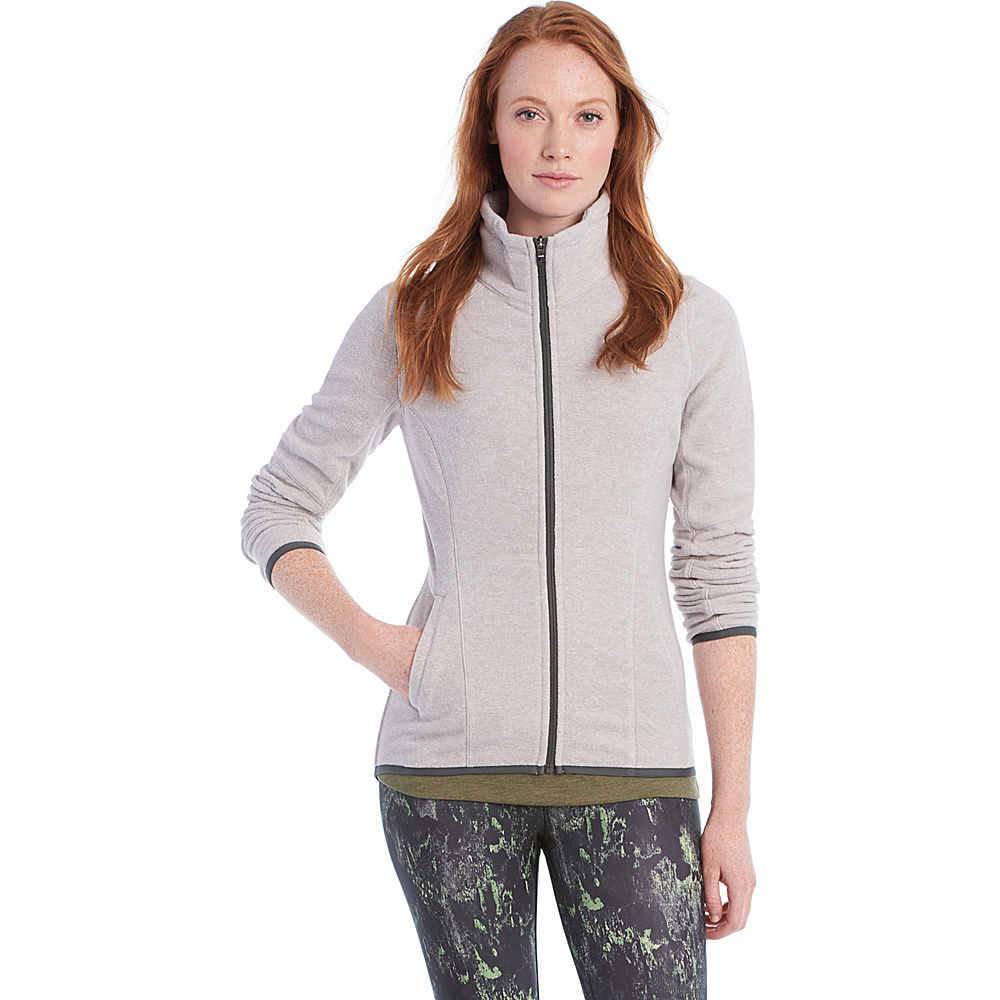 Lole Interest Cardigan S - Warm Grey - Lole Womens Apparel - Apparel & Footwear, Women's Apparel