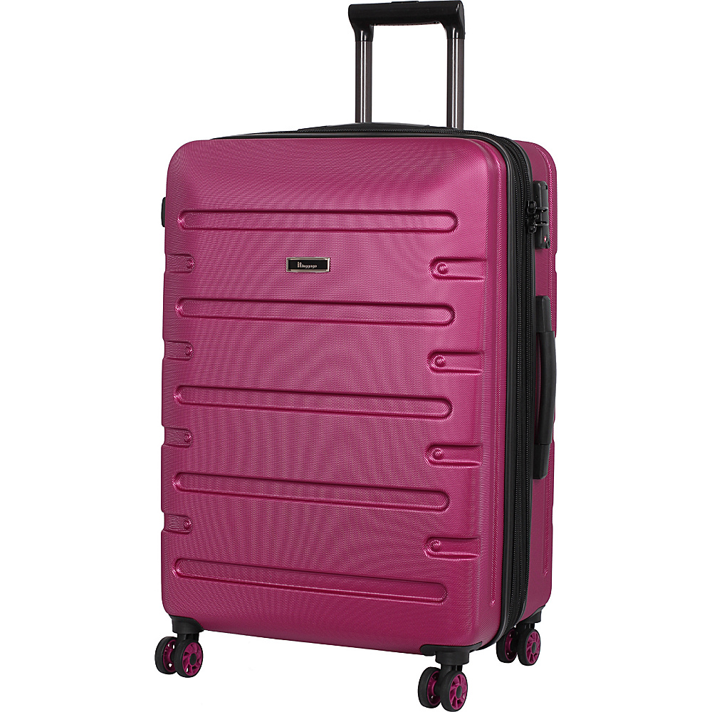 it luggage Outward Bound 26.6 8 Wheel Spinner Vivacious it luggage Softside Checked