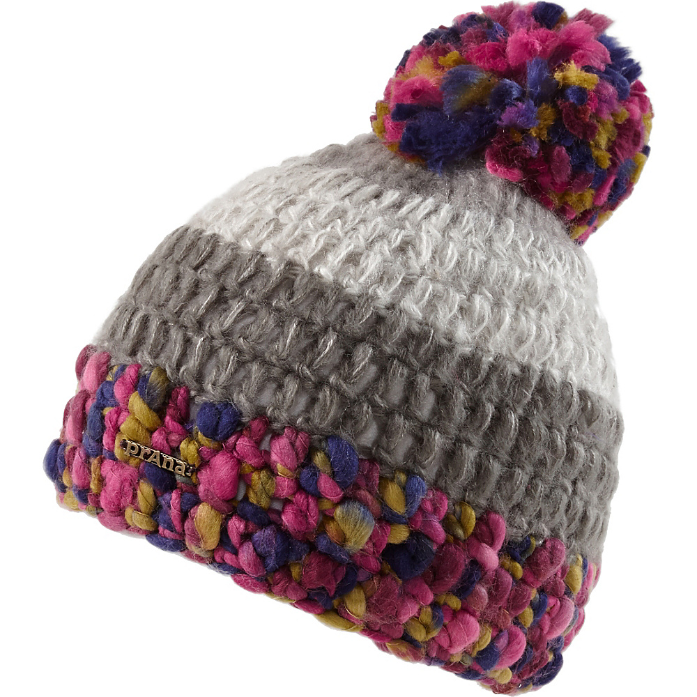 PrAna Joely Beanie One Size - Vivid Viola - PrAna Hats/Gloves/Scarves - Fashion Accessories, Hats/Gloves/Scarves