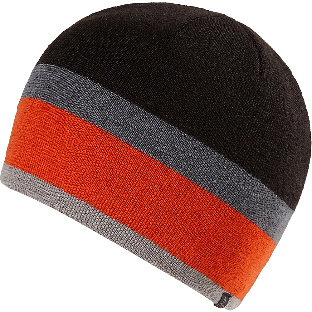 PrAna Theo Beanie One Size - Black - PrAna Hats/Gloves/Scarves - Fashion Accessories, Hats/Gloves/Scarves