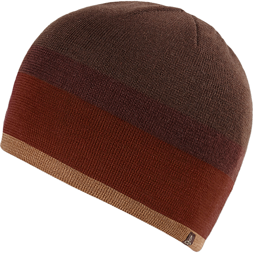 PrAna Theo Beanie One Size - Brown - PrAna Hats/Gloves/Scarves - Fashion Accessories, Hats/Gloves/Scarves