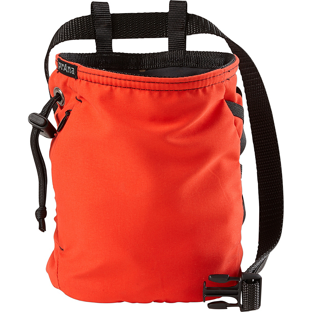 PrAna Zipper Chalk Bag Scarlet Red - PrAna Other Sports Bags - Sports, Other Sports Bags